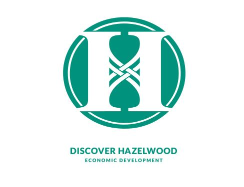 Hazelwood Economic Development Logo