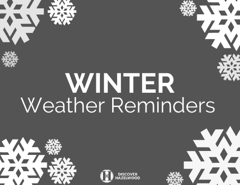 Winter Weather Reminders