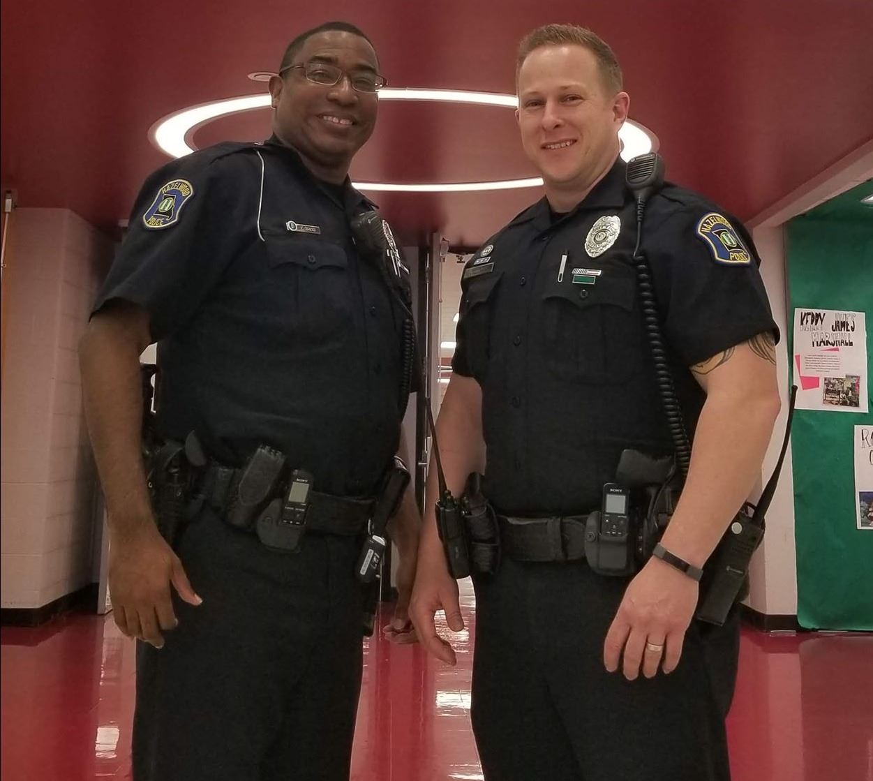 School Resource Officers - West High